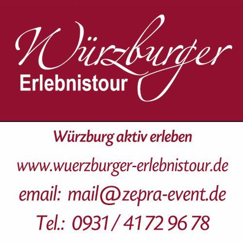 Logo Erlebnistour Würzburg bei MarryMe - virtuelle Hochzeitsmesse